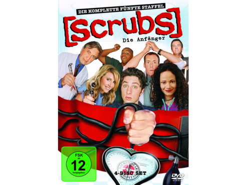 Scrubs: Staffel 1-9 © Amazon