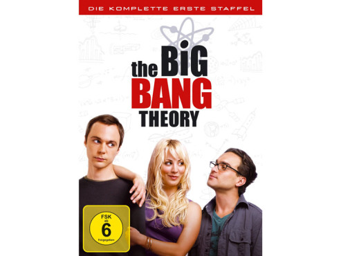 The Big Bang Theory � Die erste Staffel © Amazon