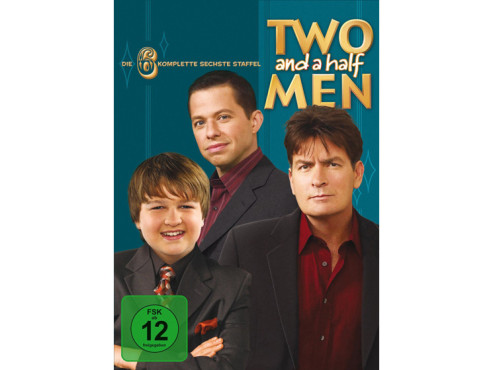 Two and a Half Men: Staffel 6 ©Amazon