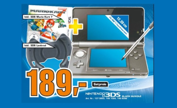 Nintendo 3DS © Saturn
