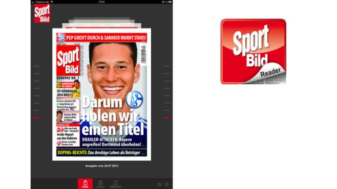 Sport Bild ©Axel Springer