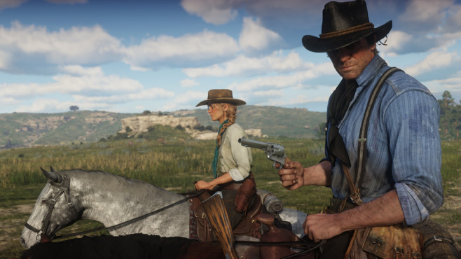 Red Dead Redemption 2 © Take-Two