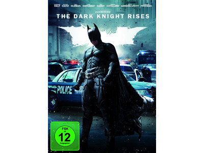 The Dark Knight Rises © Amazon
