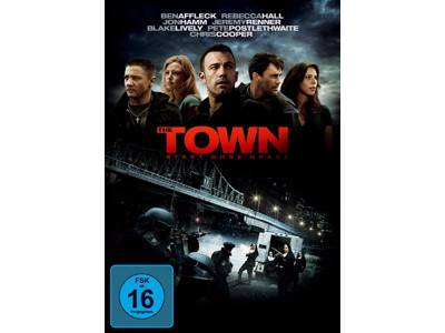 The Town - Stadt ohne Gnade © Amazon