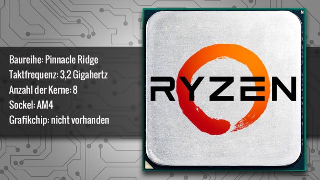 AMD Ryzen 7 2700 ©ecrow - Fotolia.com, AMD
