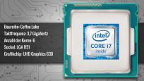 Intel Core i7-8700K ©ecrow - Fotolia.com, Intel