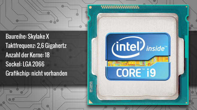 Intel Core i9-7980XE © ecrow - Fotolia.com, Intel