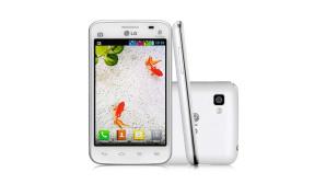 LG E470 Optimus II L4 mit Triple-SIM ©LG