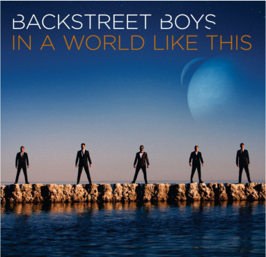 Backstreet Boys – In a World Like This © Amazon