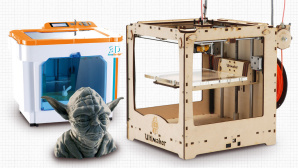 Pearl FreeSculpt und Ultimaker im Test © Pearl, Ultimaker