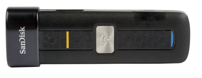 Sandisk Connect Wireless Flash Drive © COMPUTER BILD