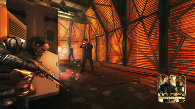 Deus Ex – The Fall © Square Enix
