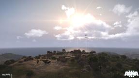 Simulation Arma 3: Insel ©Bohemia Interactive