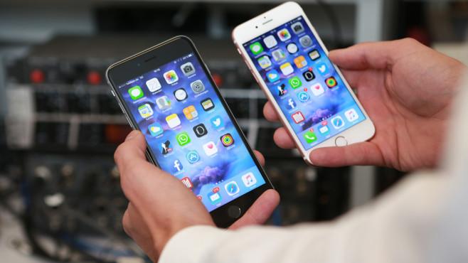 Apple iPhone 6S Plus ©COMPUTER BILD