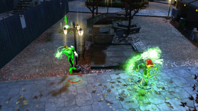 Online-Actionspiel Infinite Crisis: Gr�n © Warner Bros. Games