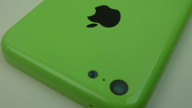 Apple iPhone 5C © Sonny Dickson