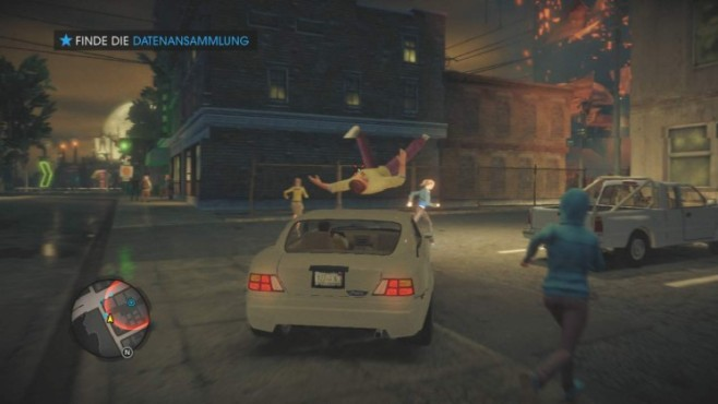 Saints Row 4 © Deep Silver