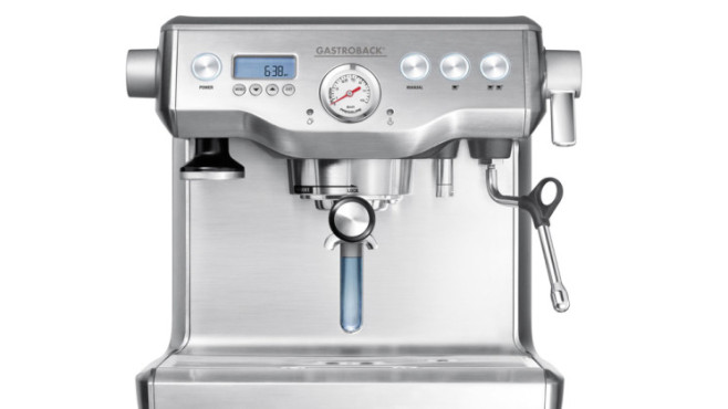 "Platz 10: ""Gastroback 42636 Design Espresso Advanced Control"" für 1.049 Euro © Amazon"