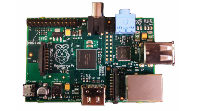 Raspberry Pi © Raspberry Pi Foundation