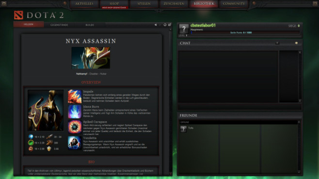 DotA 2: Disabler © Valve