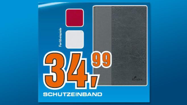 Sony Standard-Cover für Reader PRS-T1/T2 ©Saturn