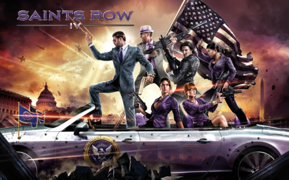 Saints Row IV © Gamesload