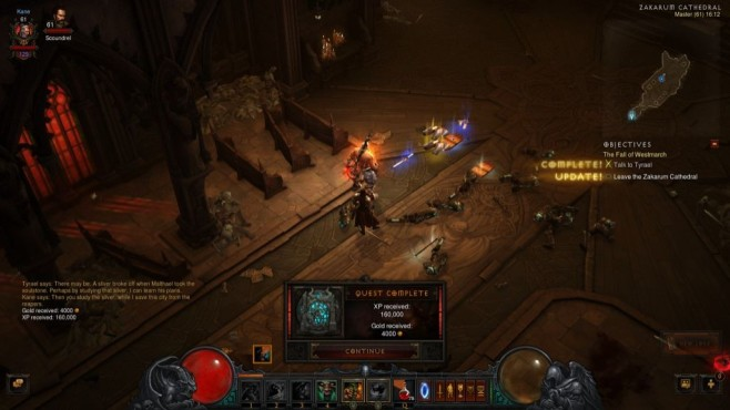 Bilder: Diablo 3 – Reaper of Souls © Blizzard Entertainment