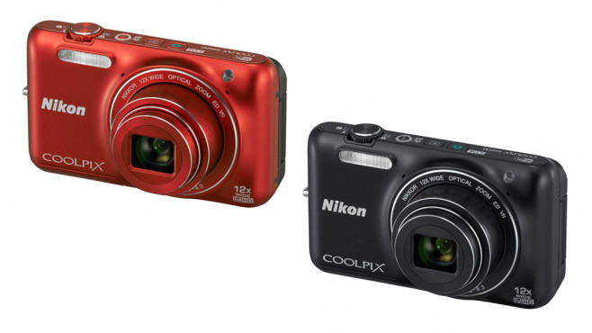 nikon coolpix s6600 kompaktkamera mit schwenkbarem display audio video foto bild. Black Bedroom Furniture Sets. Home Design Ideas