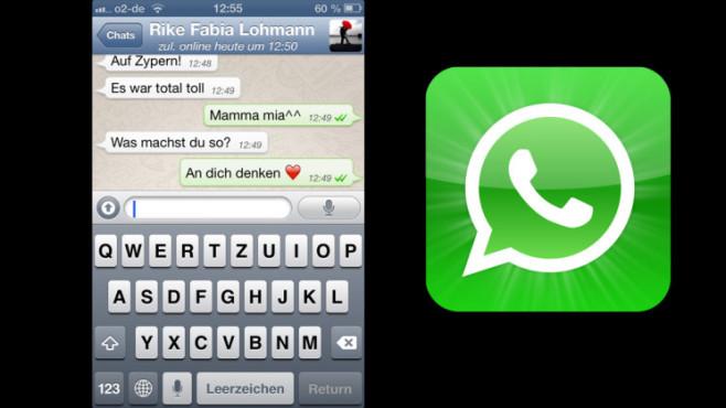 Ratgeber: Bilder per WhatsApp versenden ©COMPUTER BILD