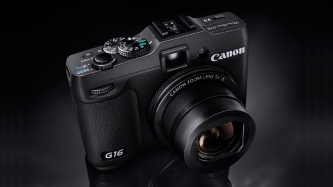 Canon Powershot G16 ©Canon