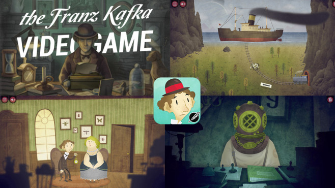 The Franz Kafka Videogame © Daedalic Entertainemnt GmbH