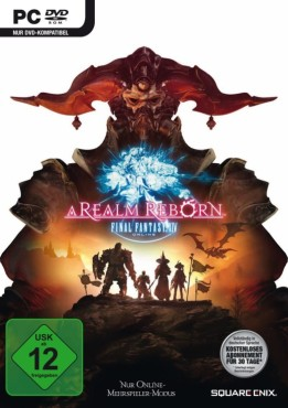 Final Fantasy 14 – A realm reborn © Koch Media GmbH