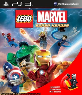 Lego Marvel Super Heroes © Warner Interactive