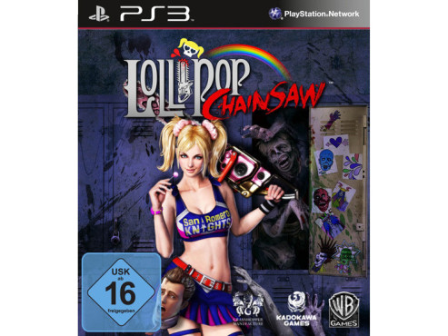 Lollipop Chainsaw © Warner Interactive