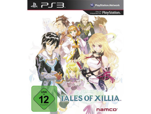 Tales of Xillia – Day 1 Edition © Namco Bandai
