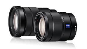 Zwei neue Objektive von Sony ©Sony, COMPUTER BILD