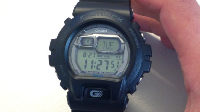 Casio G-Shock GB-X6900 © COMPUTER BILD