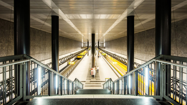 Berlin Hauptbahnhof – von: Fexxi ©Fexxi