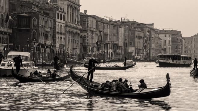 Canale Grande – von: Goppold22 ©Goppold22
