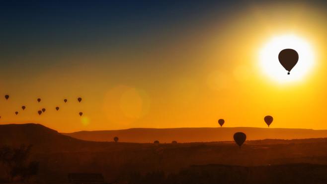Der Sonne entgegen – von: Willka ©Willka