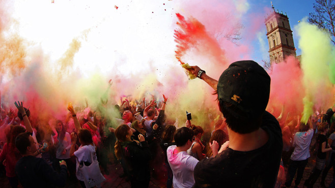 Farbenfroh – von: talentlos ©talentlos