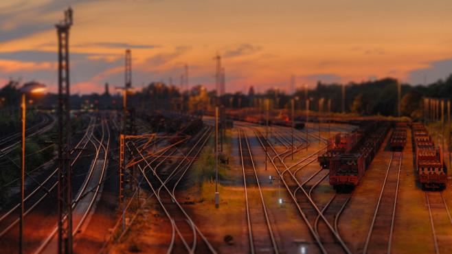 Güterbahnhof HDR – von: gh-foto ©gh-foto