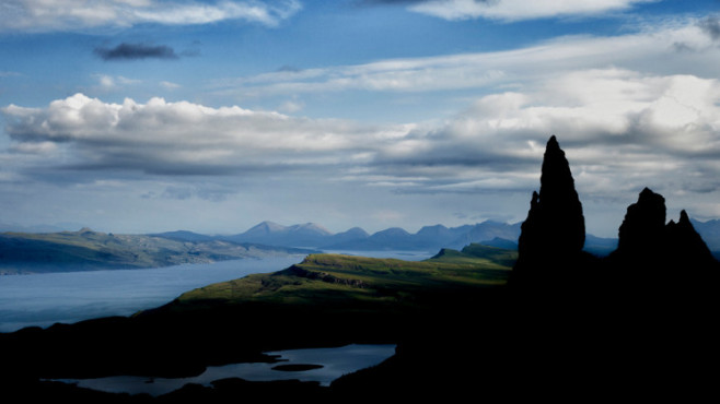 Old Man of Storr � von: Kollektivmaschine © Kollektivmaschine