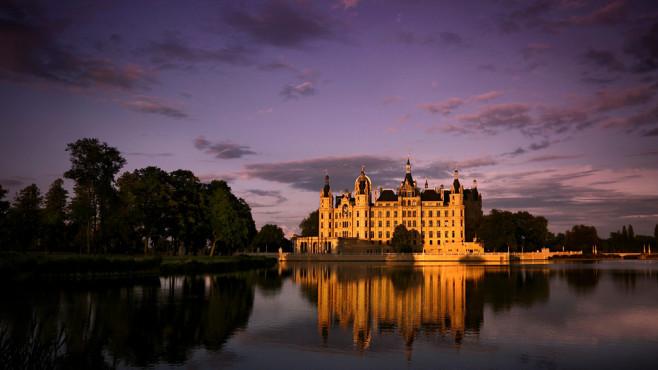 Schweriner Schloss – von: Fooooto ©Fooooto
