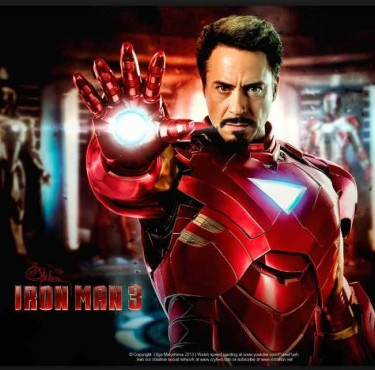 Iron Man © Marvel Comics