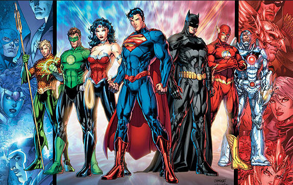 Justice League © Marvel Comics
