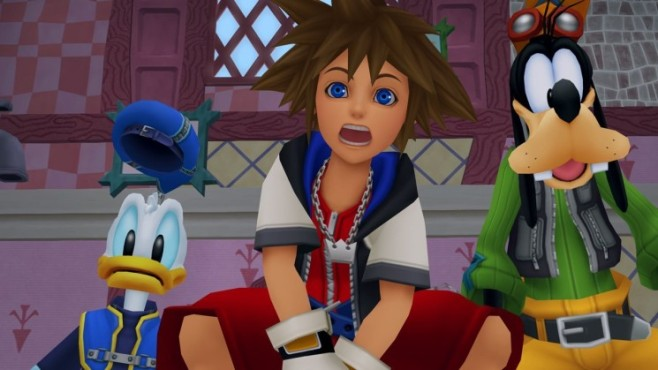 Kingdom Hearts: HD 1.5 Remix © Koch Media