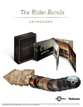 The Elder Scrolls Anthology © Bethesda