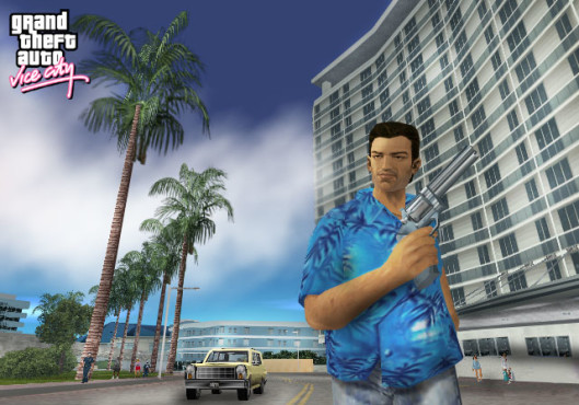 Vice City © Rockstar Games
