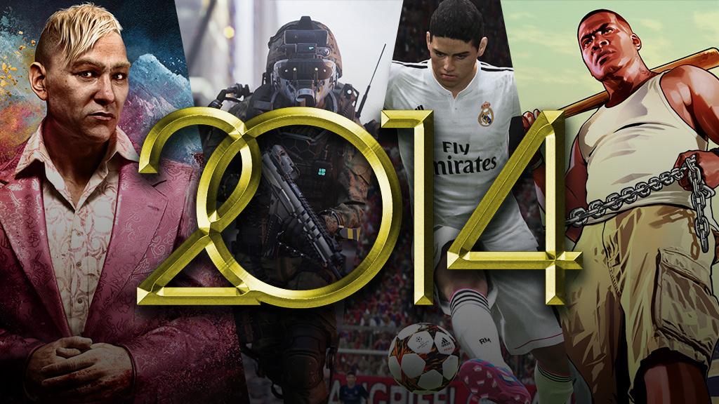 Jahresr ckblick das sind die besten spiele 2014 - Die besten fernseher 2014 ...